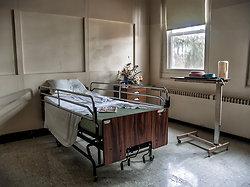 Overbrook Asylum (Cedar Grove, NJ)   Like They Just Left
