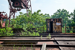Carrie Furnaces (Rankin, PA) | Trestle Shed
