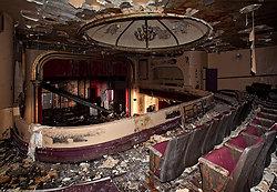 The Garman Theater and Hotel Do De portfolio
