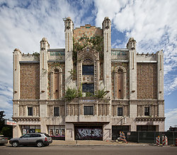 Majestic Theater, East St. Louis, IL
