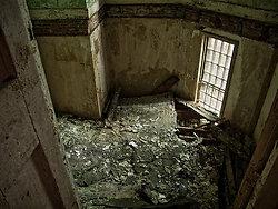 Taunton State Hospital (Taunton, MA) | Floor Collapse