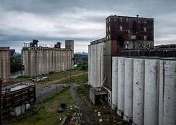 The Buffalo Grain Silos portfolio