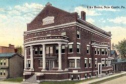 New Castle Elks Lodge (New Castle, PA)   Historical Photo