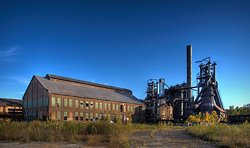 Carrie Furnaces (Rankin, PA) | silent witness