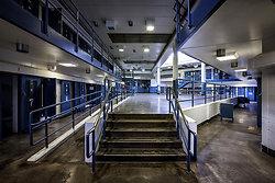 Abandoned Prisons: The Dream of Release portfolio