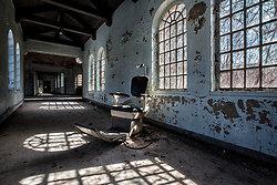 Rockland State Hospital (Orangeburg, NY) | Barber's Chair