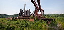 Carrie Furnaces (Rankin, PA) | until the day I die