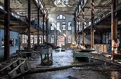The Abandoned Rubber Factory portfolio