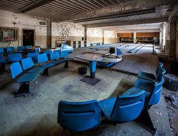 Rockland State Hospital (Orangeburg, NY) | Bowling Alley