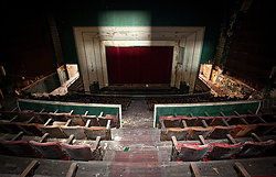 The Last Blackout: The End to an Era of Theaters portfolio