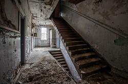 an untrustworthy flight of stairs