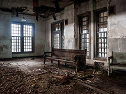 Taunton State Hospital (Taunton, MA) | Dayroom Blues