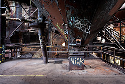 Carrie Furnaces (Rankin, PA) | Thanks For Nothing Vick