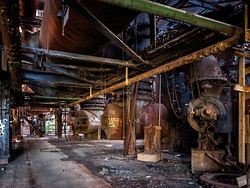 Carrie Furnaces (Rankin, PA) | Unsecured