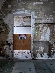 Ellis Island Immigrant Hospital | Do Not Enter