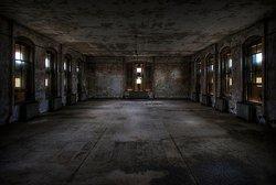 Ellis Island Immigrant Hospital | Gloomy