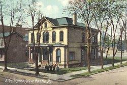 New Castle Elks Lodge (New Castle, PA)   Original Lodge