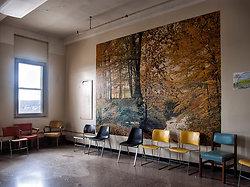 Overbrook Asylum (Cedar Grove, NJ)   Autumn Wall Print