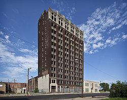 Spivey Building, East St. Louis IL