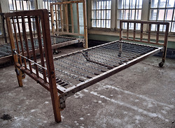 Taunton State Hospital (Taunton, MA) | Lonely Bed Frame