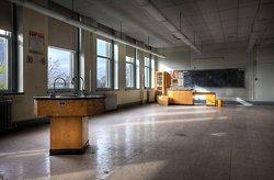 Schenley High School portfolio