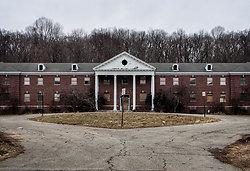 Overbrook Asylum (Cedar Grove, NJ)   Barren