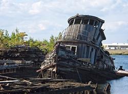 The Lost Ships I Found portfolio