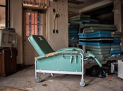 Overbrook Asylum (Cedar Grove, NJ)   Rolling Recliner