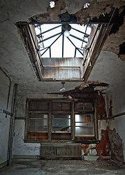 Ellis Island Immigrant Hospital | Skylight