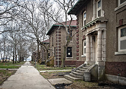 Ellis Island Immigrant Hospital | Entryways