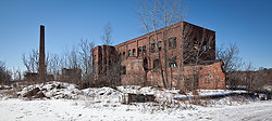 The Abandoned Rubber Factory portfolio