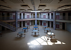 Abandoned Prisons: The Dream of Release portfolio