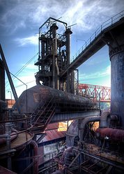 Carrie Furnaces portfolio