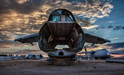 C5 Galaxy midsection