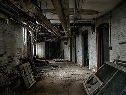 Overbrook Asylum (Cedar Grove, NJ)   Tunnels