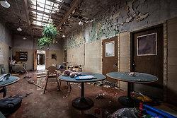 Rockland State Hospital (Orangeburg, NY) | Skylights