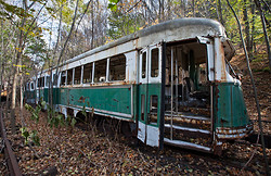 The Trolley Graveyard portfolio