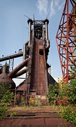 Carrie Furnaces (Rankin, PA) | Enormous Conveyor