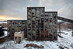 Huber Breaker, Ashley PA