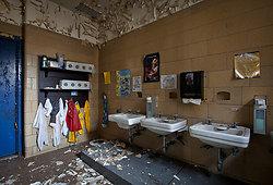 Rockland State Hospital (Orangeburg, NY) | Hanging Coats