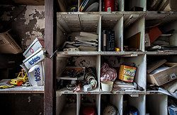 The Cruikshank Poor House portfolio