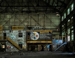 Carrie Furnaces (Rankin, PA) | to whom it may concern