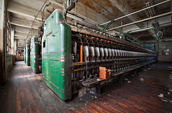 Wilde Yarn Mill portfolio