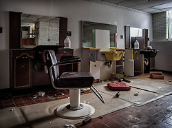 Overbrook Asylum (Cedar Grove, NJ)   Hair Salon
