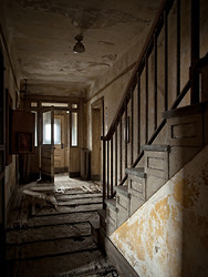 Ellis Island Immigrant Hospital | Exit