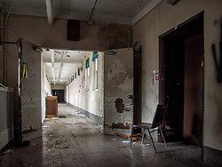 Overbrook Asylum (Cedar Grove, NJ)   Surveying the Walkway