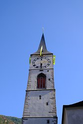 Cathedral Tower Chur