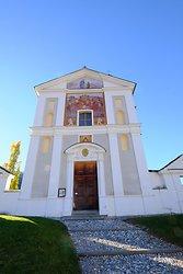 Parish church of St Stefan Tiefencastel