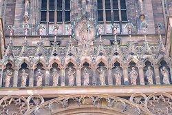 Angels Strasbourg Cathedral