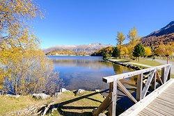 Lake Walk St Moritz